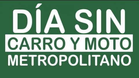 """Metrolínea preparada para nueva jornada de """"Día sin carro y moto metropolitano"""""""