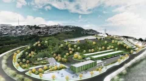 Socializamos diseños del Portal del Norte con comunidad del sector