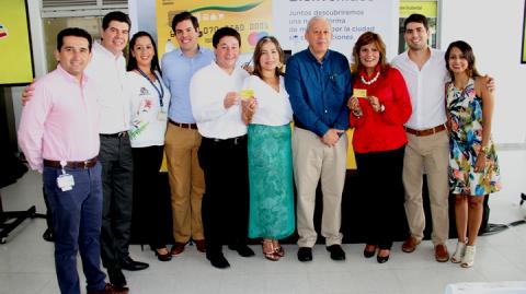 La tarjeta débito Bancolombia ahora es la llave de entrada al METROLÍNEA de Bucaramanga