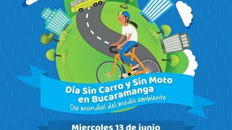 """Metrolínea operará de manera normal este miércoles """"Día sin carro y moto en Bucaramanga"""""""