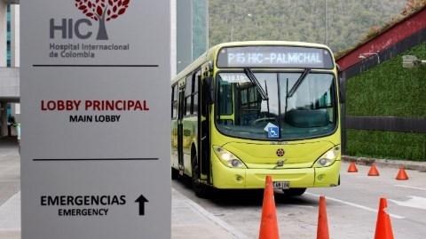 Metrolínea y HIC habilitan ruta P15 para beneficio de sus usuarios