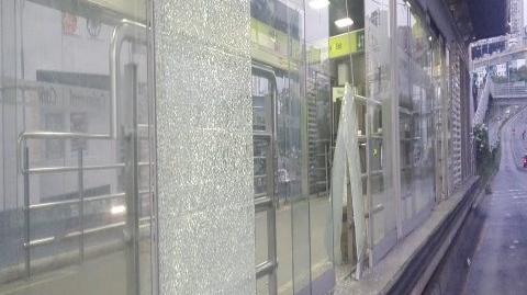 Ya suman siete los ataques contra Metrolínea en 2018