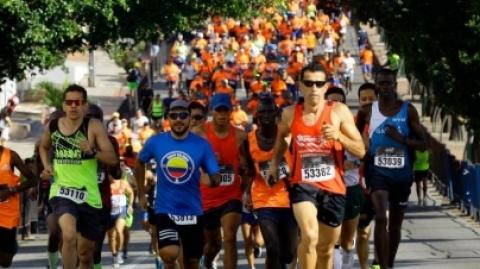 Metrolínea ajustará su operación este domingo por la Media Maratón de la Fundación Cardiovascular de Colombia