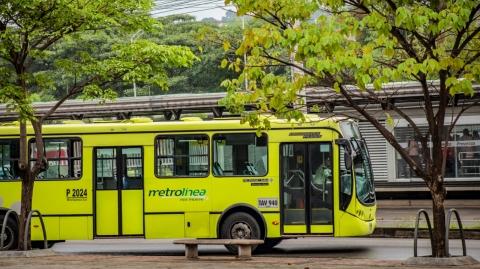 Metrolínea aclara eventualidad ocurrida en bus que presentó humareda