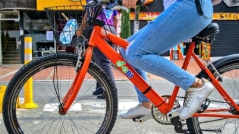 ClobiBGA 'pedalea' en la Semana de la Bicicleta 2020