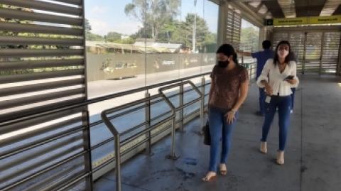 Metrolínea S.A. adelanta diagnóstico para recuperar la estación La Españolita