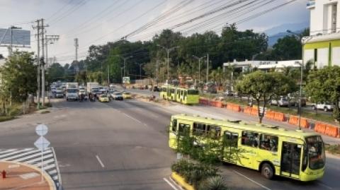 Metrolínea ajusta rutas en Piedecuesta para mejorar su servicio