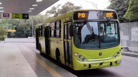 Metrolínea mantiene su operación del Simulacro Vital hasta el 13 de abril o nueva orden
