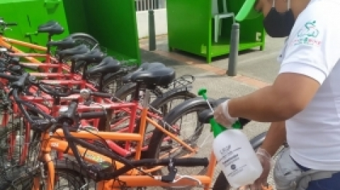Metrobici retorna para ofrecer otra alternativa de transporte a los ciudadanos