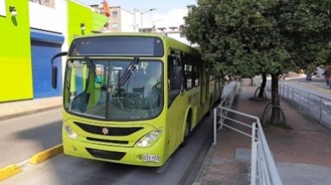 El Sistema Metrolínea ajusta su operación al 70% y crea las Rutas P9 y T4