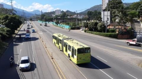 El SITM Metrolínea optimiza su operación en horas valle