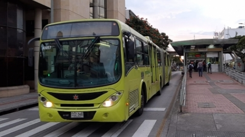 Metrolínea aplica plan de contingencia por cese de actividades del operador Movilizamos