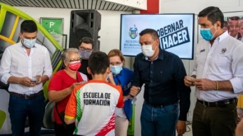 Se pone en marcha subsidio de hasta el 50% en el pasaje de Metrolínea en el municipio de Bucaramanga