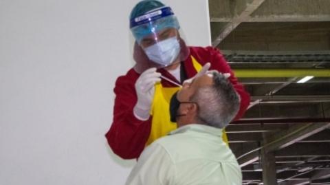 Se practicarán pruebas PCR en el Portal de Piedecuesta de Metrolínea