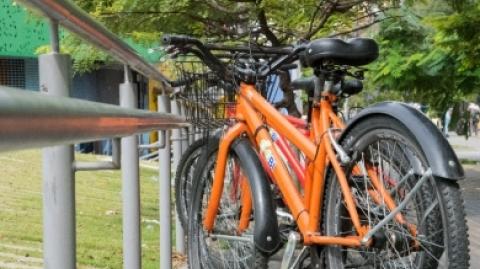 Hombre habría hurtado Bicicleta del Sistema de Bicicletas Públicas, ClobiBGA