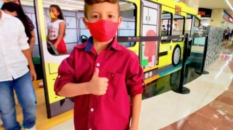 Metrolínea y La Florida firman alianza para celebrar a los niños