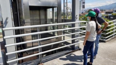 El STIM Metrolínea adelanta trámites para recuperar la infraestructura afectada