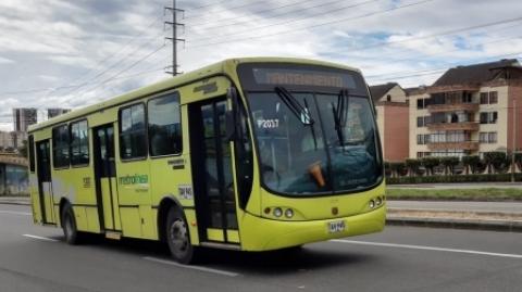 Metrolínea ajusta su operación en caso de continuar el paro del operador Movilizamos